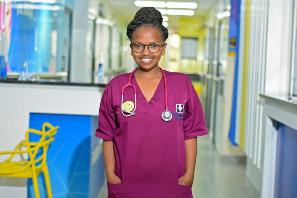shepherds hospital nurse