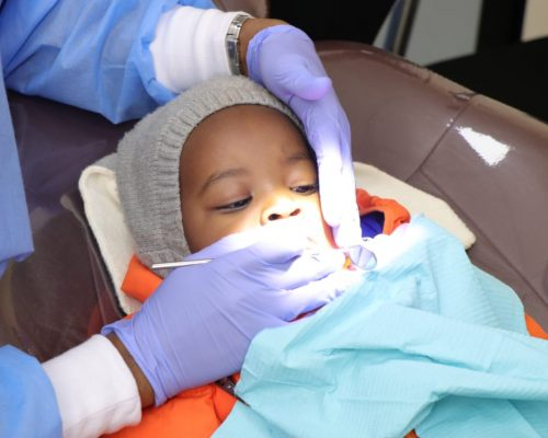 Shepherds Hospital Children Dental Care